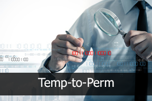Temp-to-Perm Assignments